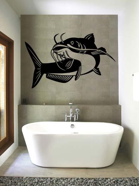Samolepka na zeď Ryba