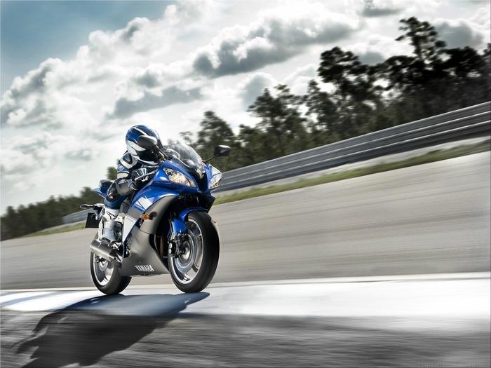 Plakát - Yamaha - moto