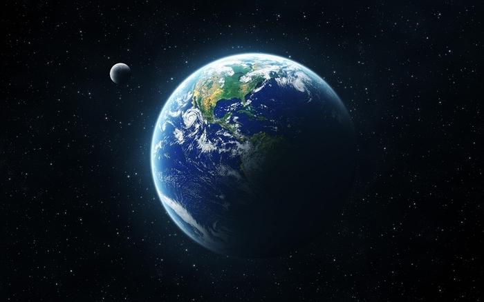 Plakát - Planeta Země