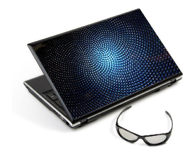 Samolepka na notebook Vzor carbon