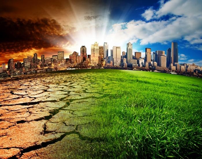 Plakát - Globální oteplování 2