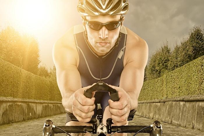Plakát - Cyklista