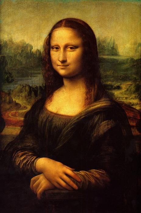 Plakát - Mona Lisa